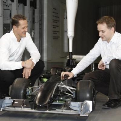 Мерцедес ще представи автомобила си на на 25-ти януари